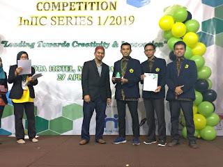 Hepinar, Helm Pintar Mahasiswa Tegalboto Juara di Malaysia