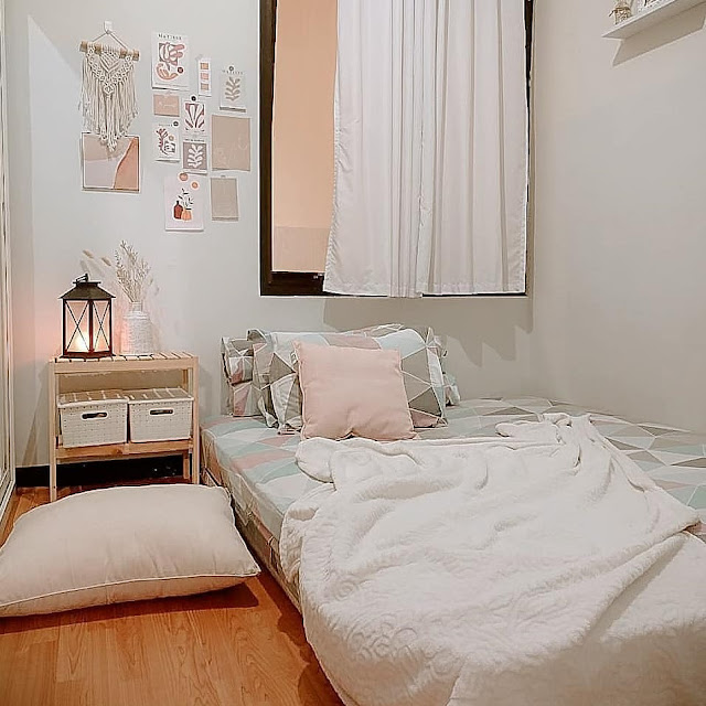 10+ Ide Dekorasi Kamar Tidur Sederhana Bergaya Mewah Terbaru