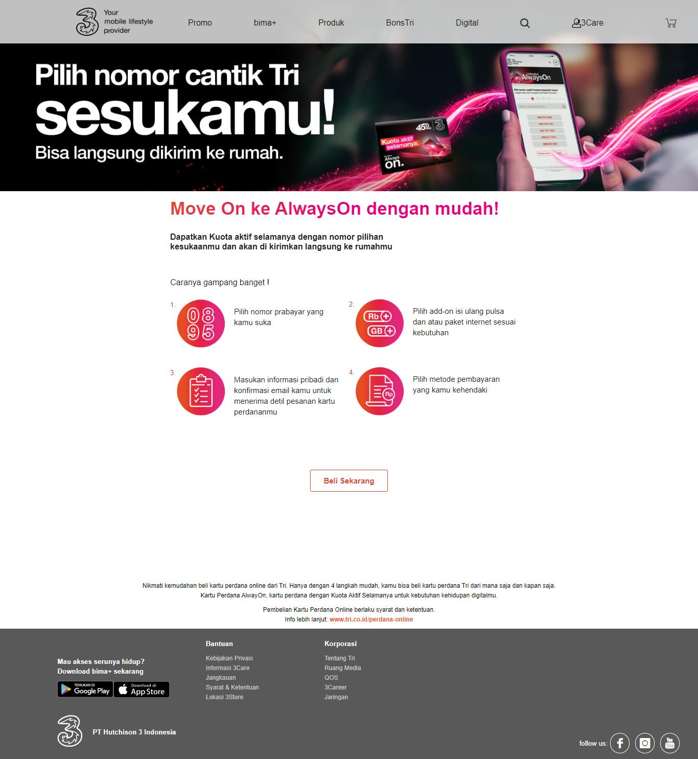 Mudah Beli Kartu Perdana Online, Situs yang Memudahkan Kamu Belanja Kartu Perdana
