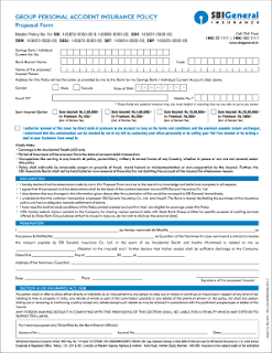 Accidental-Insurance-Form