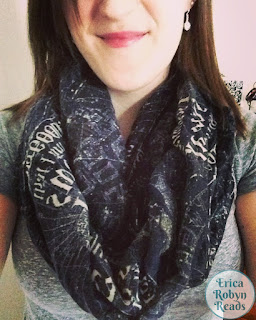 Marauders Map Infinity Scarf