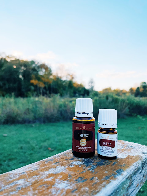 top five essential oils for the Fall