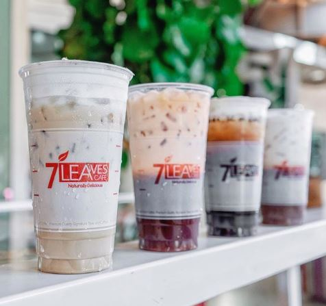 Jan 14 - 31 | Buy 1 Get 1 Free Coffee @ 7 Leaves Cafe - Costa Mesa