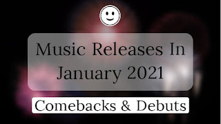 Music Releases In January 2021