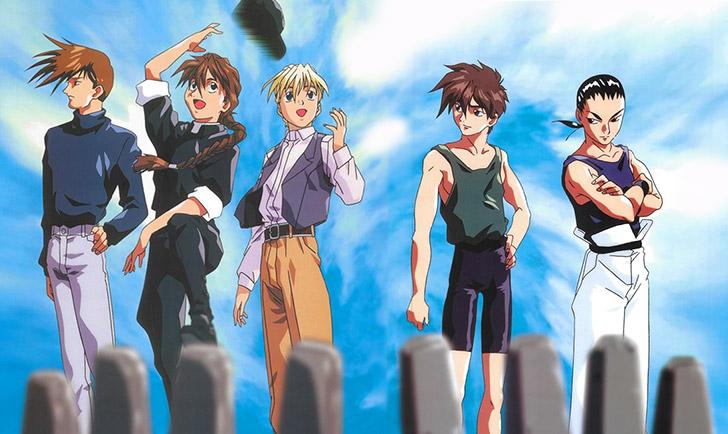 "Riempiendo il vuoto tra ""Wing"" e ""Endless Waltz"": le Side-Story Manga"