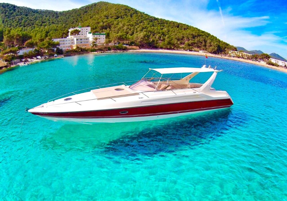 Alquiler lanchas Ibiza