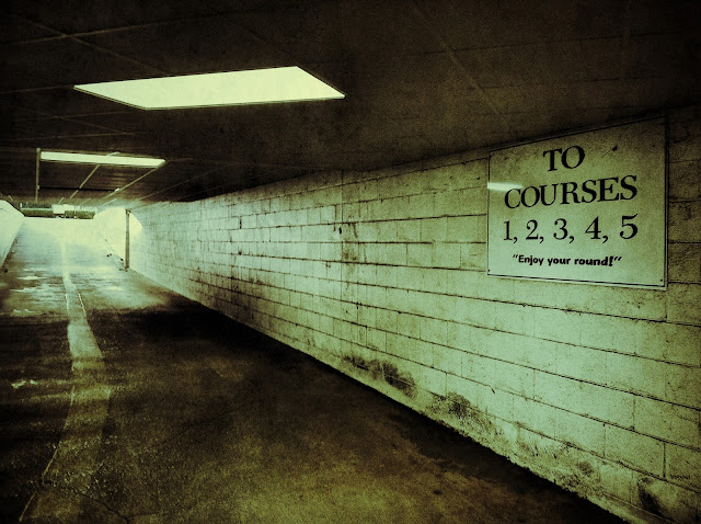 Pinehurst Clubhouse Tunnel