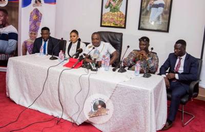 Joyce Blessing And Obibini Pen Zylofon Music Deal