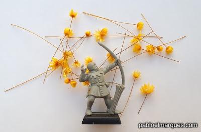 Flores Amarillas 4