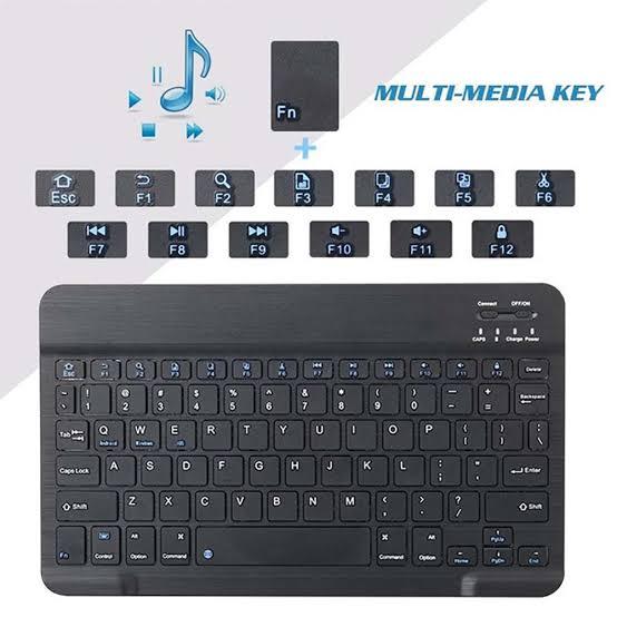 Erentech-Keyboard Wireless Bluetooth