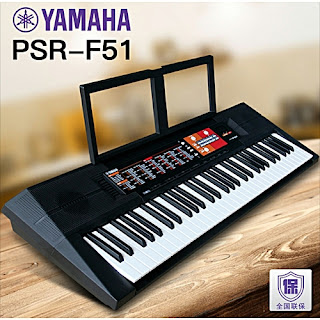 Yamaha PSR F51 keyboard for sale