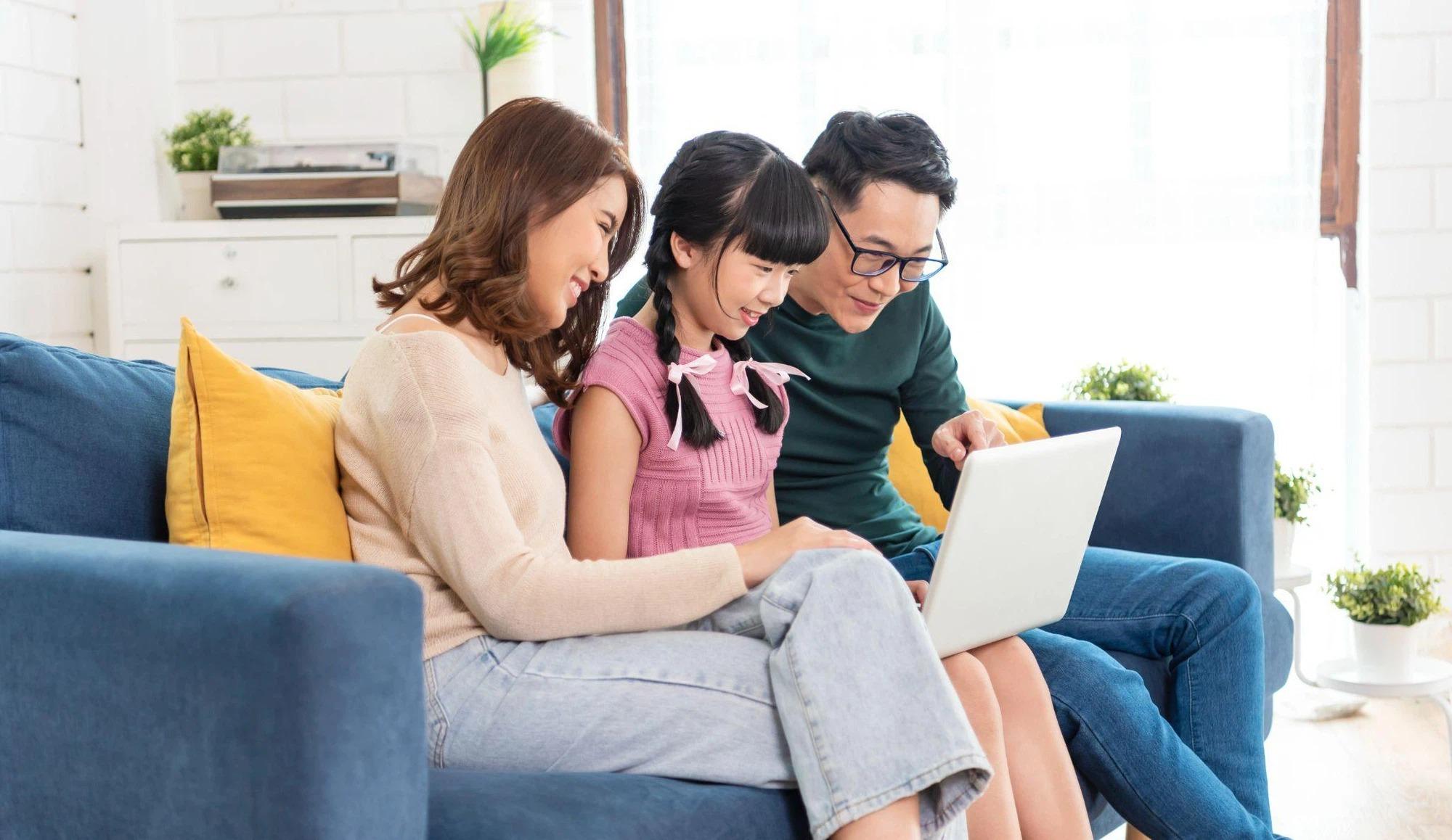 Tạo thói quen online an toàn cho trẻ cùng F-Safe