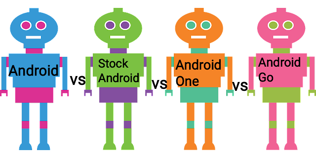 Android Differences - Homies Hacks