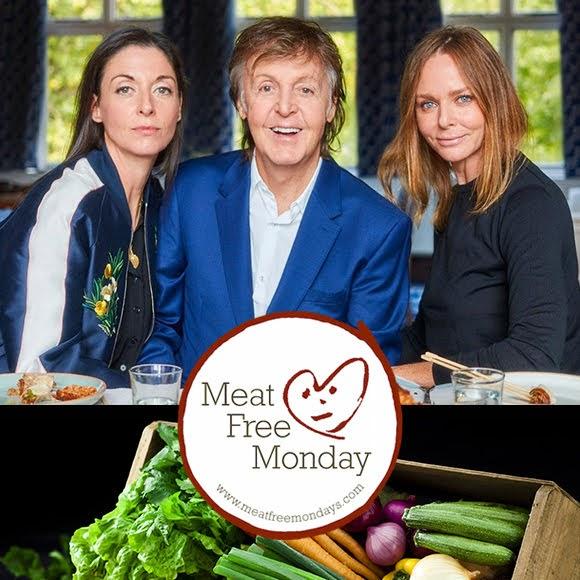 Paul McCartney : «Le végétarisme est le nouveau rock'n'roll»