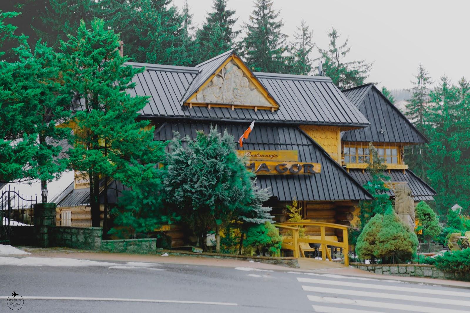 Restauracja w Karpaczu, u ducha gór