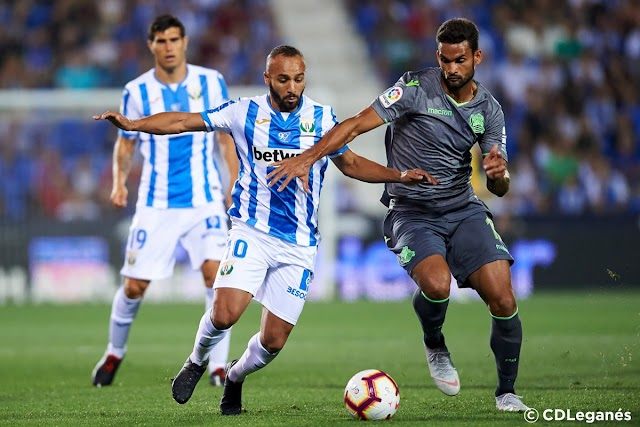 Leganés 2×2 Real Sociedad – Castigo merecido