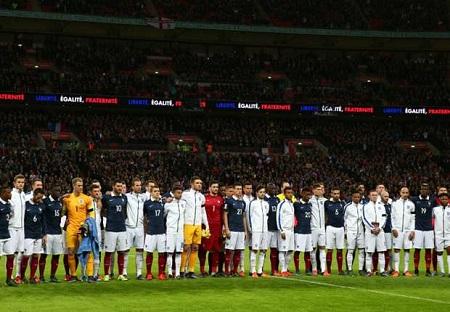 Assistir França x Inglaterra AO VIVO 13/06/2017