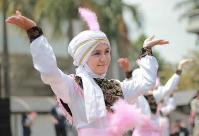 Contoh Tari Kreasi Modern di Daerah Indonesia