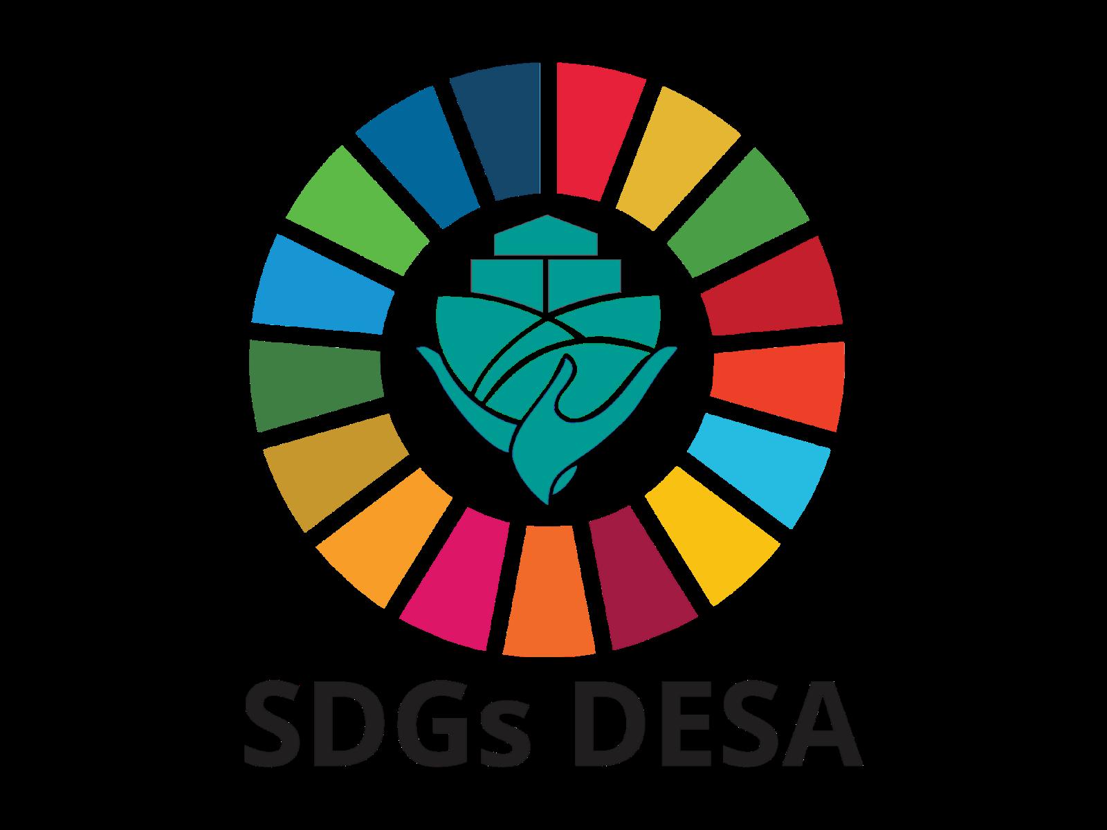 Logo SDGs Desa Format PNG