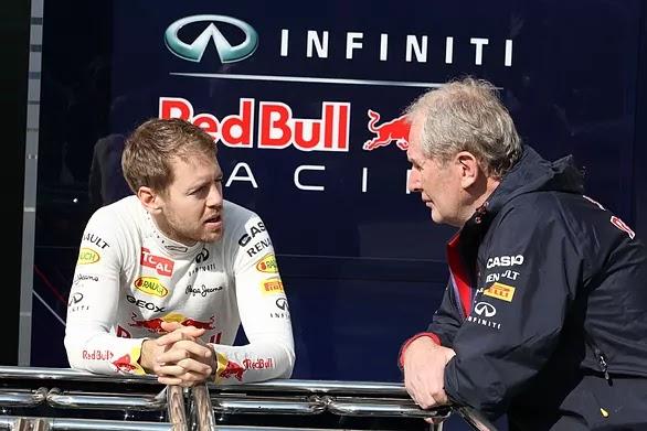 O retorno de Vettel