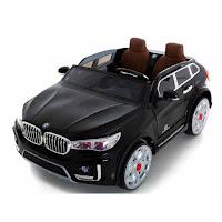 Mobil Mainan Aki Pliko PK2898 BMW X8 2 Anak Besar