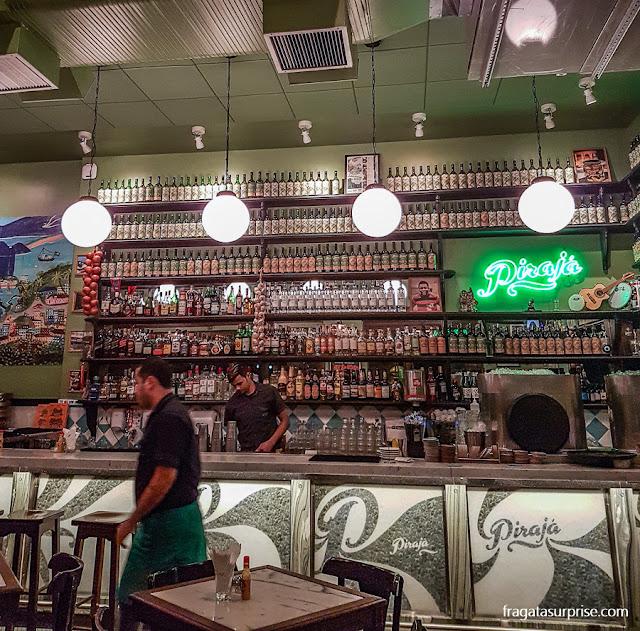 Bar Pirajá, São Paulo