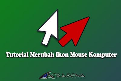 Tutorial Merubah Ikon Mouse agar terlihat Beda dan Keren