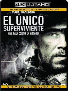El Unico Superviviente [2013] 4K 2160p UHD Latino [GoogleDrive]