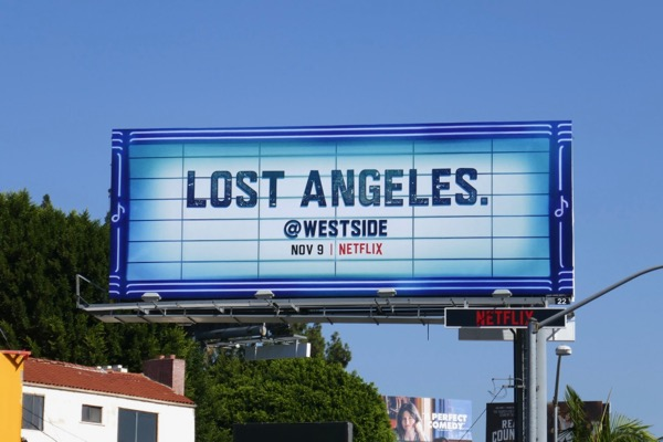 Lost Angeles Westside billboard