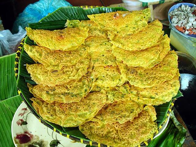 Bánh xèo ngon tại Đà Nẵng