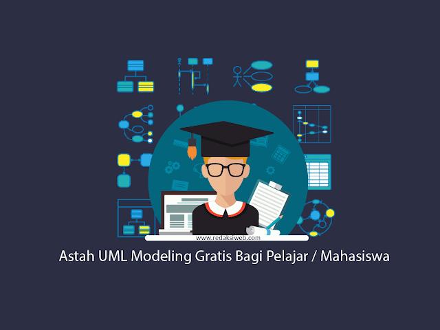 Download Astah Profesional Gratis Bagi Pelajar