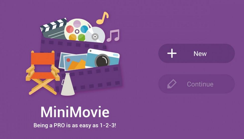 mini movie editor