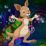 Games4King - G4K Joey Kangaroo Escape Game