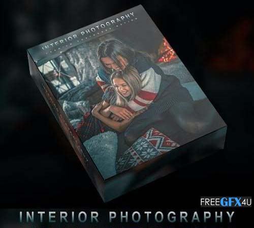 Interior Photography Photoshop Action Photo Effects