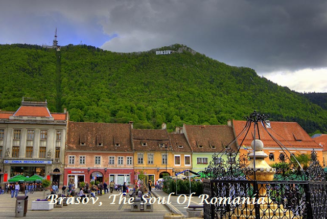 Brasov, The Soul Of Romania