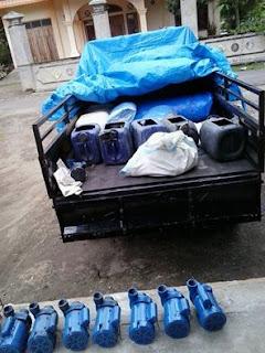 Kirim Pompa Air Modifikasi Ke Blitar