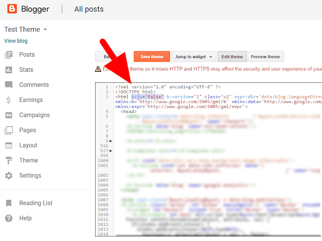 Disable Blogger Theme Widget Javascript widget.js without hack super easy