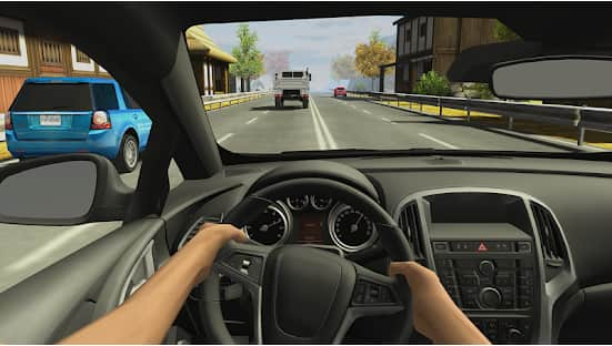 لعبة Racing in Car 2