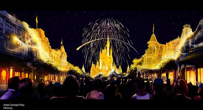 Disney Enchantment en Magic Kingdom