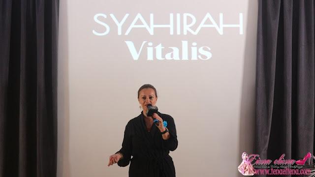 Majlis Perlancaran Syahirah Vitalis Mystique