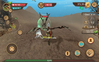 Dragon Sim Online: Be A Dragon Apk v4.3 (Mod Money/Unlocked)