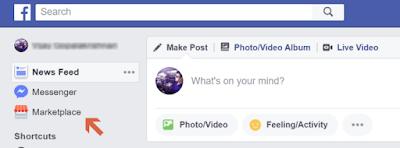 Facebook Marketplace Icon Missing – Is FB Market place Icon Symbol Missing? I can't Access Facebook Marketplace Icon