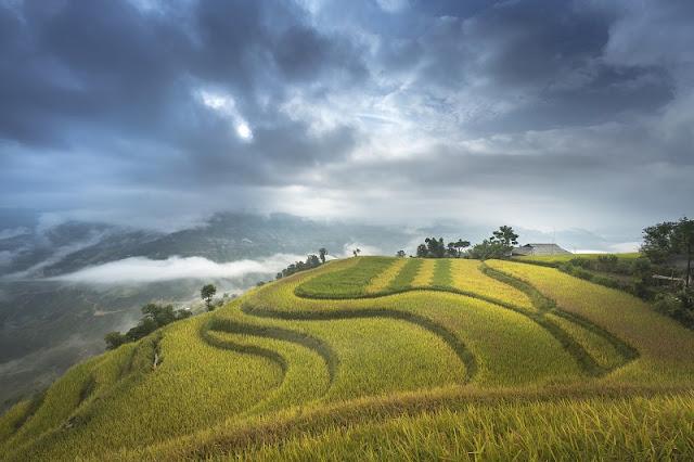 "Ha Giang - ""Destination to hurt memory"" of Vietnam 1"