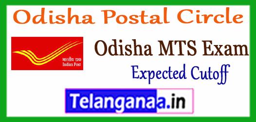 Odisha MTS Odisha Postal Circle Multi Tasking Staff Expected Cutoff 2017