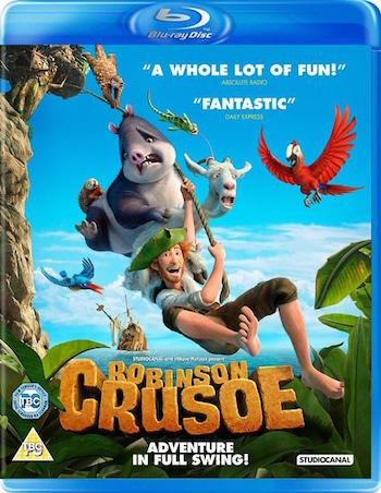 Robinson Crusoe (The Wild Life) 2016 Full Movie Download