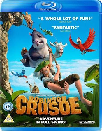 Robinson Crusoe (The Wild Life) 2016 Full Movie Download