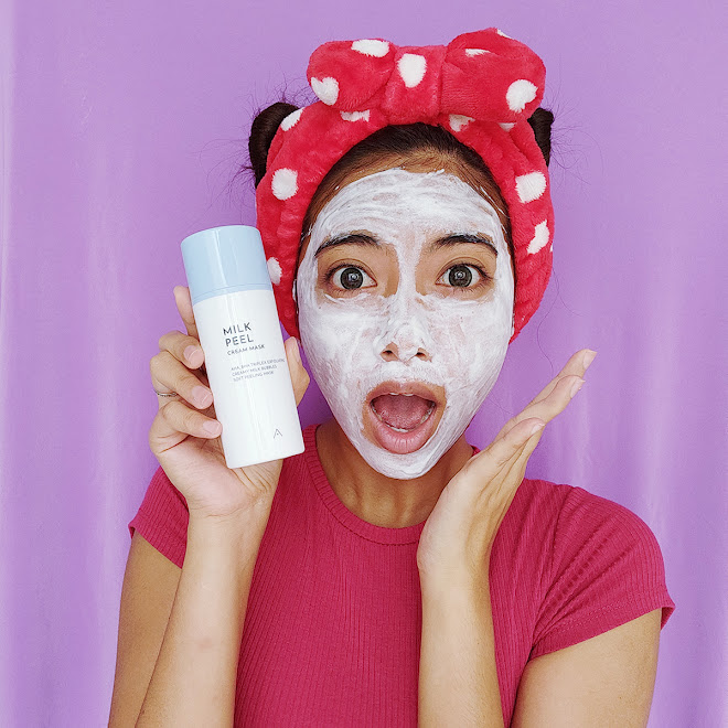 Get Instant Refreshed Complexion With Althea Milk Peel Cream Mask