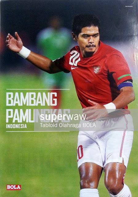 Bambang Pamungkas Indonesia 2010