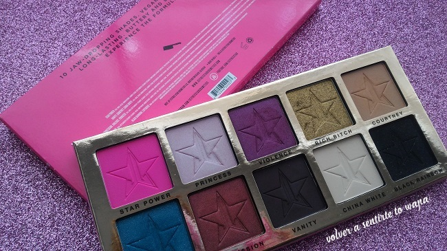 REVIEW & SWATCHES - Paleta Beauty Killer de Jeffree Star