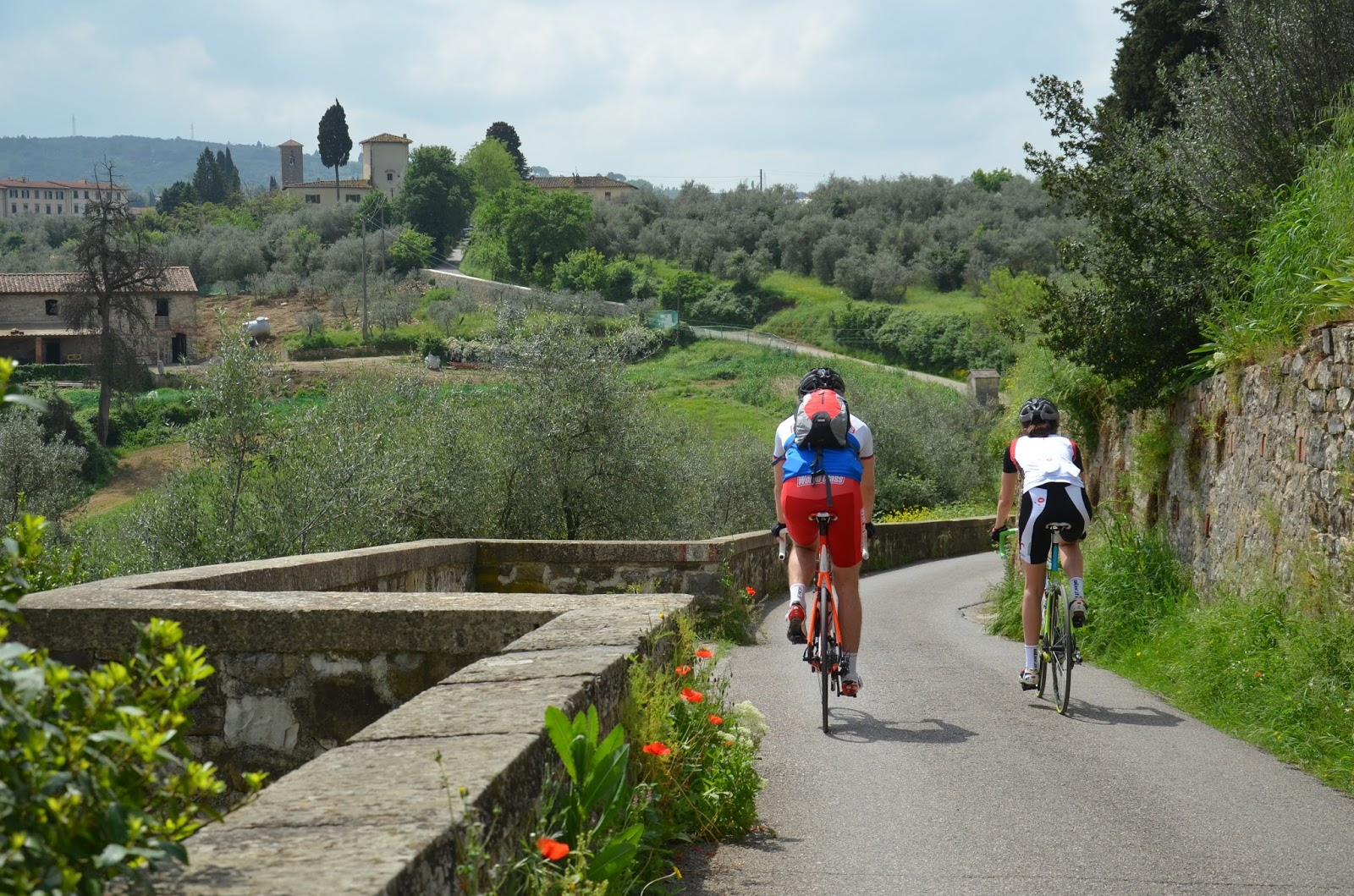 Tuscany Bike Tours Italy